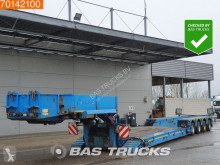 Faymonville STBZ-4VA Hydr. Widening 4x Hydr. Steeraxle 400cm Extendable semi-trailer used heavy equipment transport