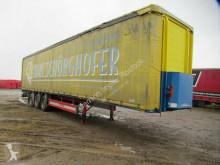 Návěs Hangler Hangler Gardine Standard, Lift, SAF Scheibe posuvné závěsy použitý