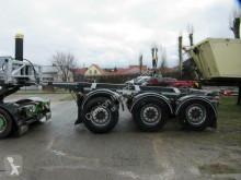 "Yarı römork şasi Fliegl 20""Kipp-Container,SAF Scheibe,Lift Messefahrzeug"