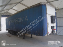 Lecitrailer Curtainsider Mega semi-trailer used tautliner