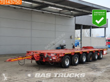 Porte engins Goldhofer 6x Hydr. Steeraxle