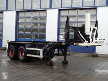 Container semi-trailer RAAF 20ft 2-Assig kipchassis