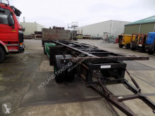 Open trailer used container