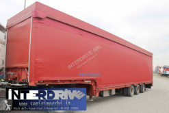 Cardi semirimorchio carrellone centinato semi-trailer used beverage delivery