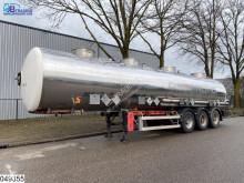 Semi remorque citerne Magyar Chemie 32000 Liter, 4 Compartments