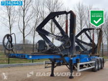 Semiremorca Hammar 160 S Container Sideloader transport containere second-hand