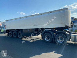 Vogt Vogt Lemgo TSA 37,2 Tankwagen MAN semi-trailer used oil/fuel tanker