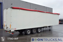 Stas V semi-trailer used moving floor