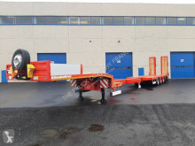 Kässbohrer heavy equipment transport semi-trailer SLA 4