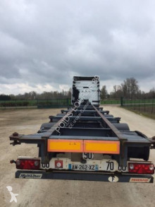 Semiremorca Fruehauf transport containere second-hand