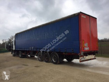 Semiremorca General Trailers tautliner obloane laterale suple culisante (plsc) second-hand