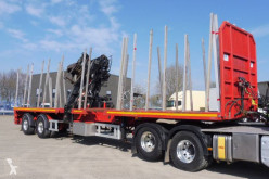 Trax timber semi-trailer TS 2 D