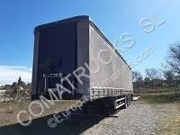 Lecitrailer tarp semi-trailer TAUTLINER