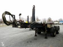 Semiremorca sasiu Containerauflieger HSA 32 Auflieger Abroller