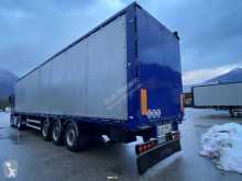 Kaiser moving floor semi-trailer
