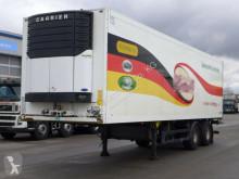 Semi remorque frigo Schmitz Cargobull SKO SKO 20*TÜV*LBW*Carrier Maxima 1300*SAF-Achsen*