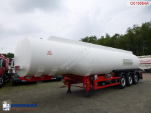 Trailer Cobo Fuel tank alu 43 m3 / 6 comp tweedehands tank