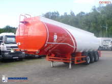 Cobo tanker semi-trailer Fuel tank alu 38.2 m3 / 6 comp + counter