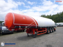 Trailer Parcisa Fuel tank alu 42 m3 / 6 comp tweedehands tank