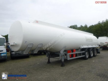 Cobo Fuel tank alu 42.9 m3 / 6 comp + counter semi-trailer used tanker