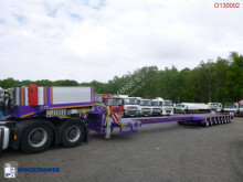 Semi remorque porte engins Komodo 8-axle lowbed trailer KMD8 / 31 m / 106 t / NEW/UNUSED