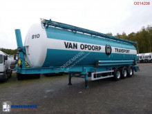 LAG tanker semi-trailer Powder tank alu 61 m3 (tipping)