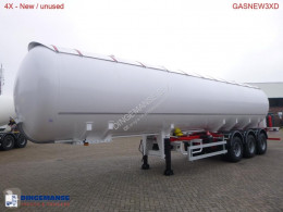 Полуремарке цистерна газов Gas tank steel 57 m3 - dual tyres / NEW/UNUSED