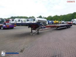 Semirremolque Nooteboom semi-lowbed trailer OSDS-48-03V / ext. 15 m portamáquinas usado