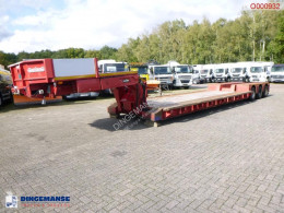 Nooteboom heavy equipment transport semi-trailer lowbed trailer EURO-60-03 / 77 t