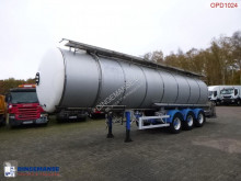 Magyar food tanker semi-trailer Food tank inox 36 m3 / 1 comp + Pump