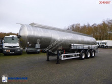 Magyar tanker semi-trailer Fuel tank 38.4m3 / 8comp