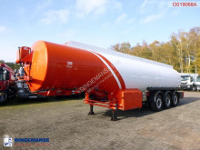 Cobo tanker semi-trailer Fuel Tank alu 42.5 m3 / 6 comp + pump/counter