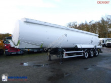 Trailor Fuel tank alu 40 m3 / 7 comp semi-trailer used tanker