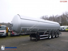 LAG gas tanker semi-trailer Gas tank steel 48 m3 + pump