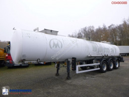 Magyar chemical tanker semi-trailer Chemical tank inox 22.5 m3 / 1 comp