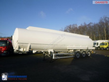 Полуремарке цистерна Magyar Fuel tank trailer alu 43.2 m3 / 8 comp + counter