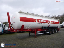 Feldbinder Powder tank (tipping) 63 m3 semi-trailer used tanker