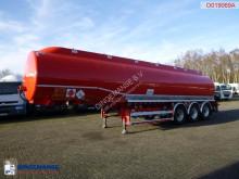Cobo Fuel tank alu 40.5 m3 / 7 comp + ADR valid till 17-09-21 semi-trailer used tanker