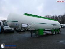 Semiremorca cisternă Feldbinder Fuel tank alu 44.3 m3 / 6 comp