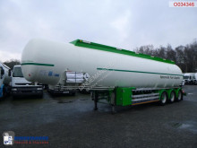 Semirimorchio cisterna Feldbinder Fuel tank alu 44.3 m3 / 6 comp