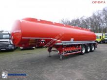 Semiremorca Cobo Fuel tank alu 40.4 m3 / 7 comp + ADR valid till 30-09-21 cisternă second-hand