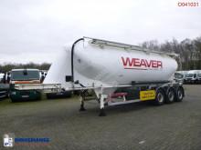 Semi remorque Spitzer Powder tank alu 40 m3 citerne occasion