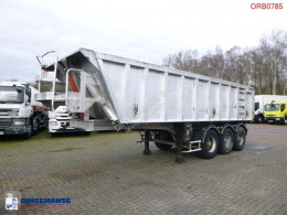 Fruehauf Tipper trailer alu 24.5 m3 semi-trailer used tipper