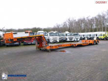 Semi remorque Nooteboom lowbed trailer 47.5 t OSDBAZ-38 + 2 steering axles porte engins occasion