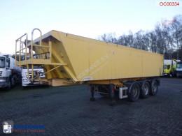 Robuste Kaiser Tipper trailer alu 26 m3 semi-trailer used tipper