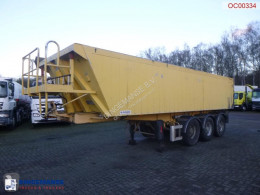 Semi remorque benne Robuste Kaiser Tipper trailer alu 26 m3