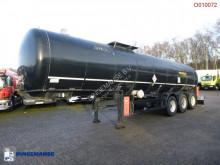 Indox Bitumen tank inox 29.8 m3 / 1 comp / ADR 01/2022 semi-trailer used tanker