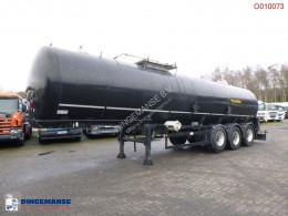 Semi remorque citerne Indox Bitumen tank inox 29.8 m3 / 1 comp / ADR 09/2021