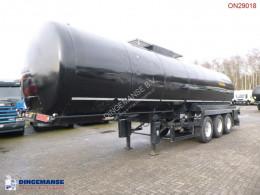 Sættevogn Cobo Bitumen tank inox 30.9 m3 / 1 comp / ADR citerne brugt
