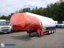 Semiremorca Cobo Fuel tank alu 40.3 m3 / 6 comp cisternă second-hand